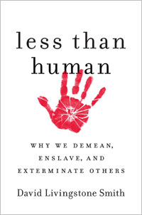 Cover of 'Less Than Human'