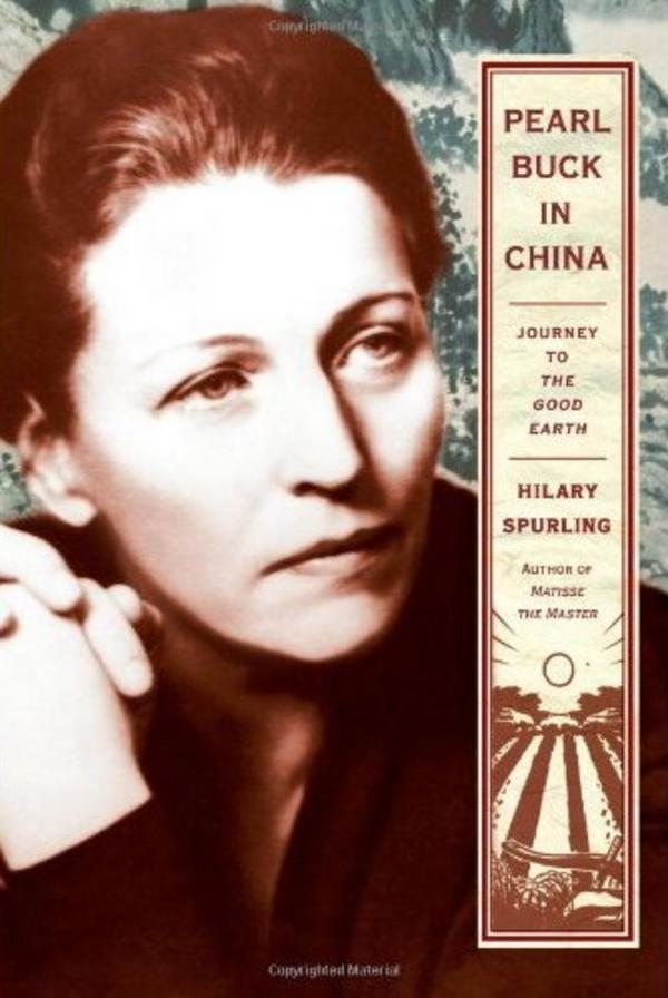 Pearl Buck in China by Hilary Spurling