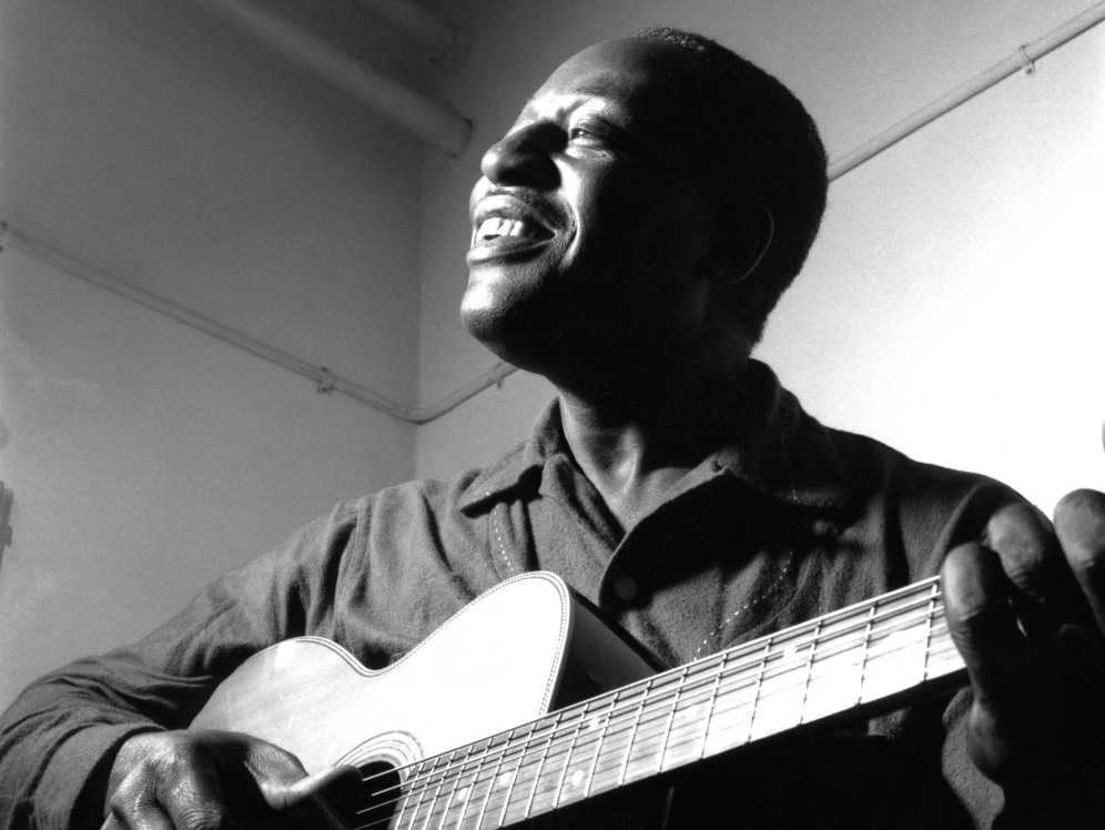Big Bill Broonzy's shape-shifting musical identity is documented in the book I Feel So Good: The Life and Times of Big Bill Broonzy.
