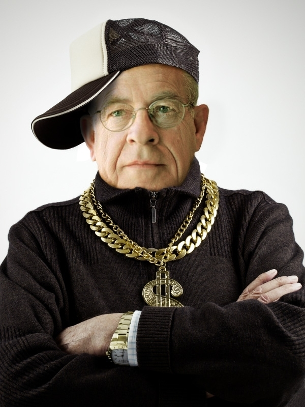 "Carl ""60 Cent"" Kasell brings the pain as he explains the debt ceiling."