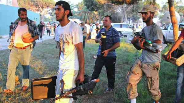 U.S. Fears Terrorists Could Acquire Libya's Looted Weapons ...
