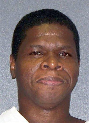 Death row inmate Duane Buck.