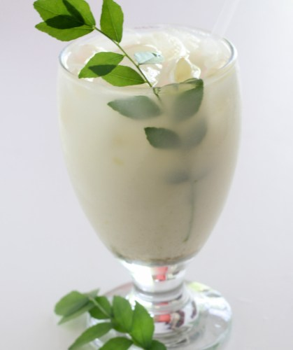 Chef Vinod's Curry Leaf Drink