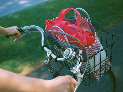 Putting the shopping bags in the bike basket rather than in the car trunk could deliver big health benefits.