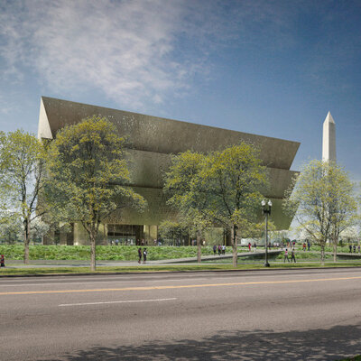 African-American Museum Breaks Ground In D.C.