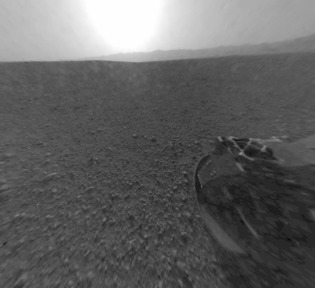 NASA Releases First Full-Resolution Photographs From Mars ...