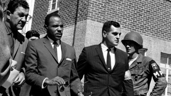 The Fight To Desegregate Ole Miss, 50 Years Later : NPR