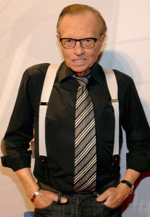 Larry King Signs Up With The Russians | WBUR News