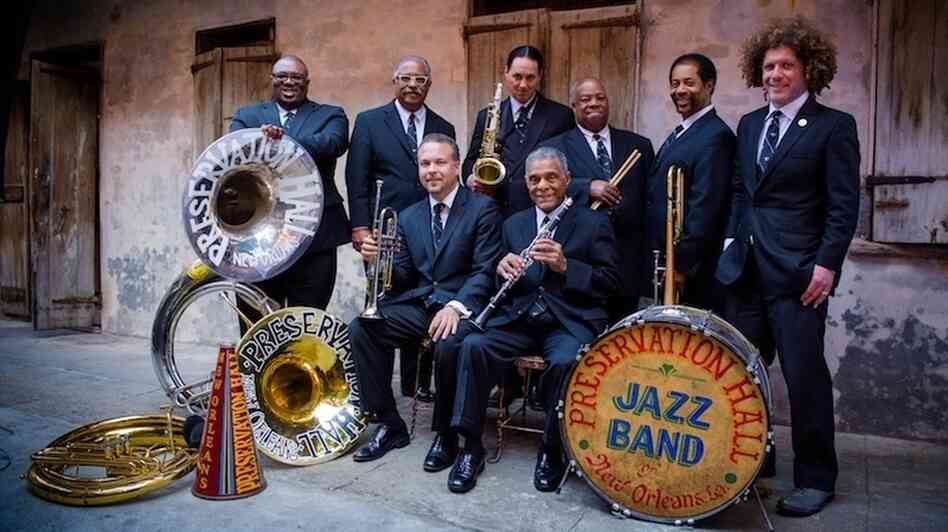 Preservation Hall Jazz Band, That's It, Charlotte NC, Blumenthal Performing Arts