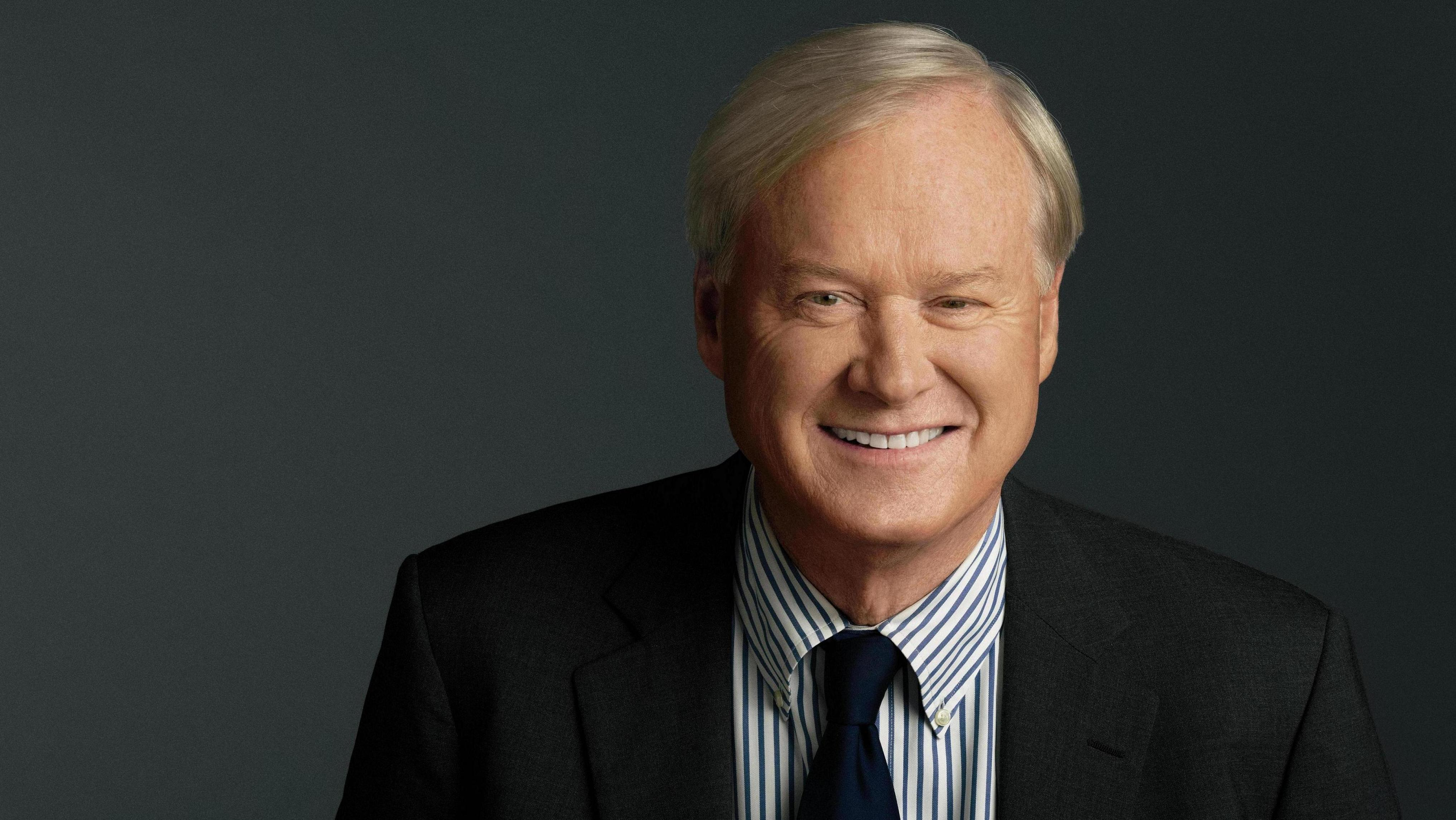 Chris Matthews Looks Back On A Time 'When Politics Worked ...