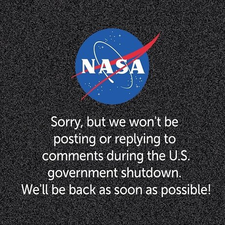 This image was posted by NASA to the agency's official Instagram account.