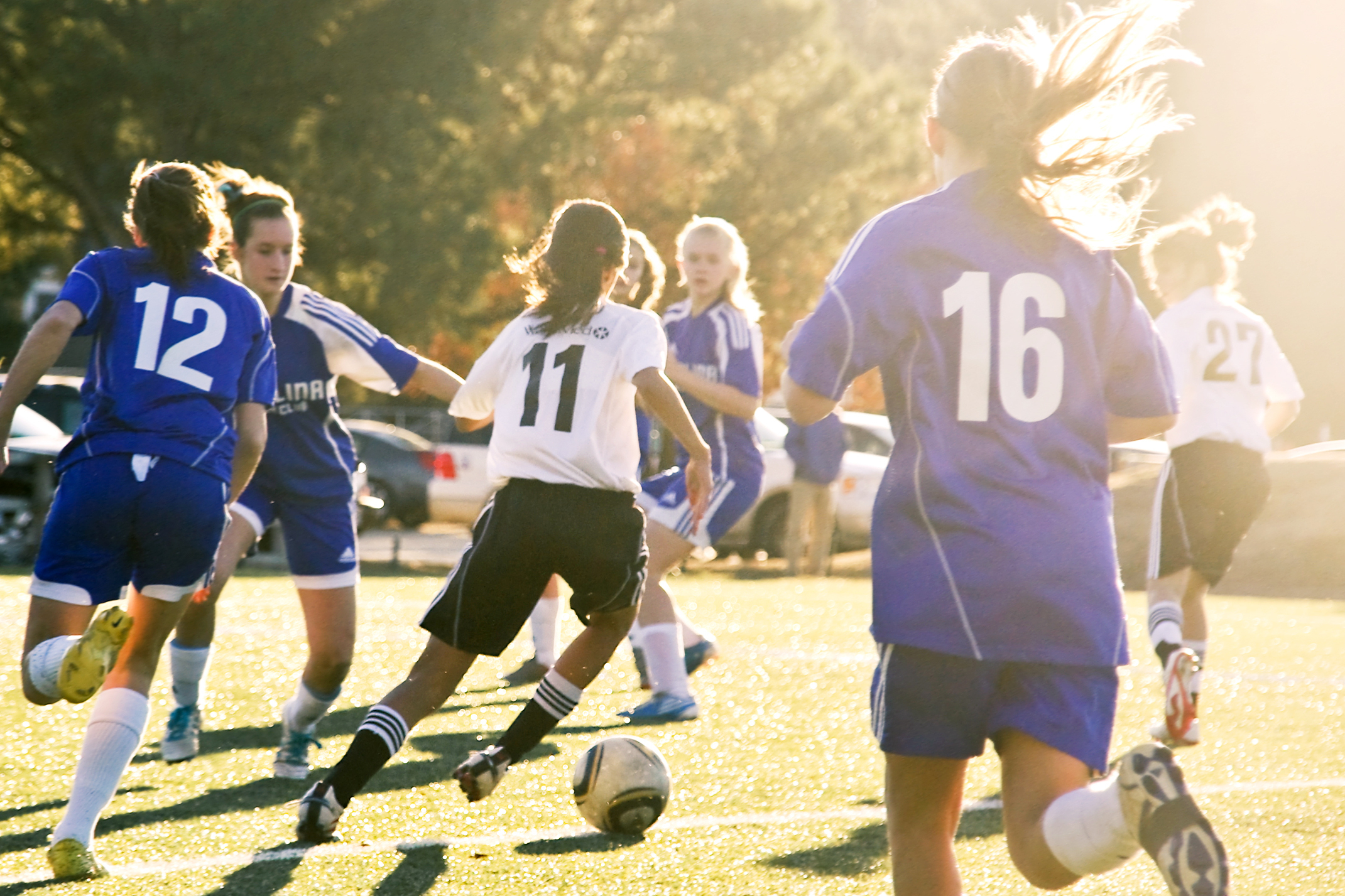 Want Your Daughter To Be A Science Whiz Soccer Might Help