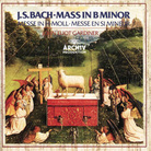 Bach's B Minor Mass.