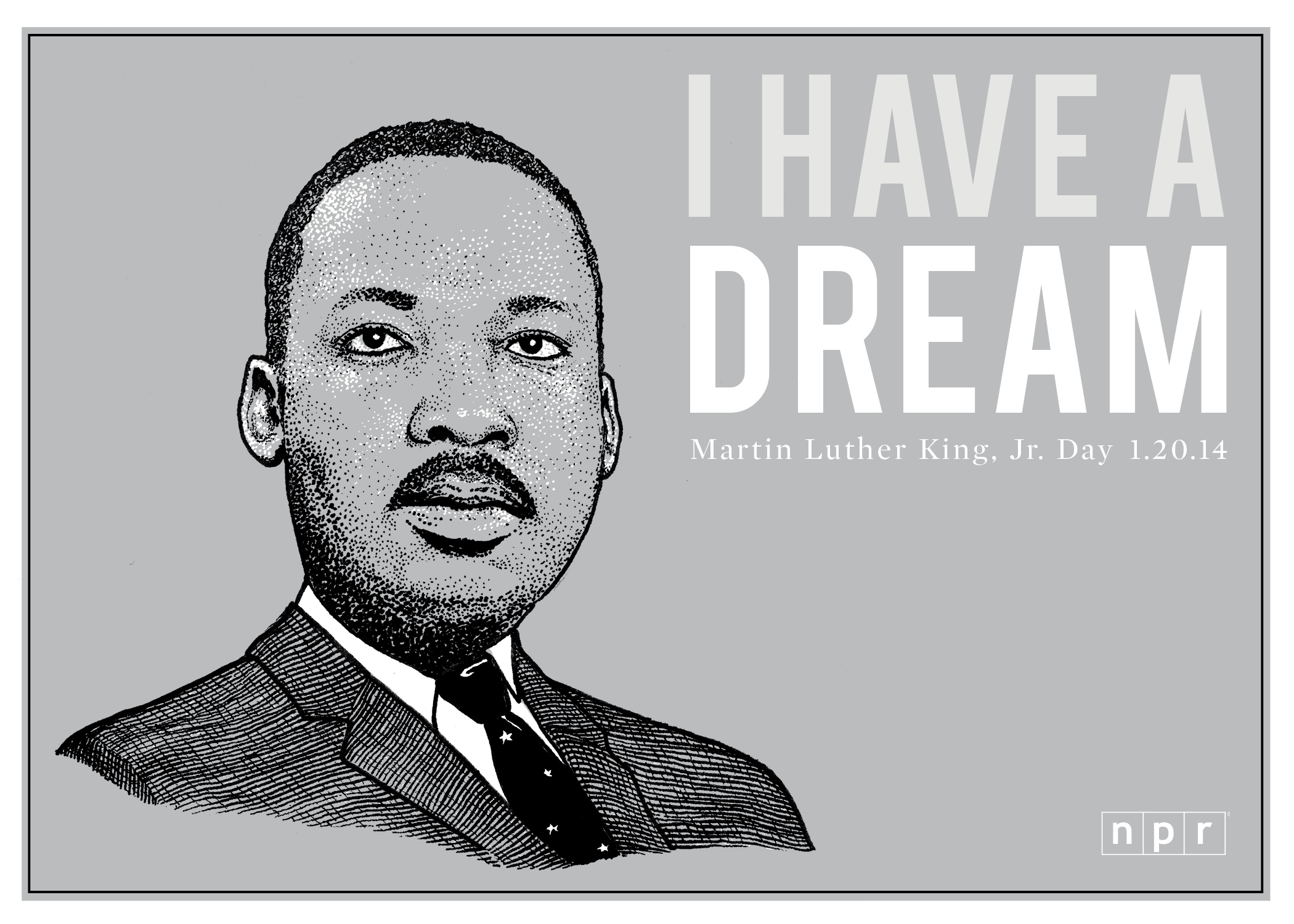 Honoring Martin Luther King Jr This Is Npr Npr