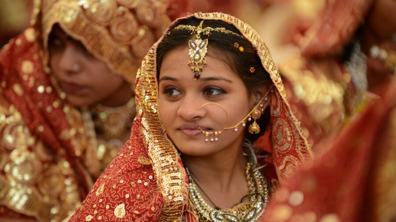 Image result for indian housewives gold