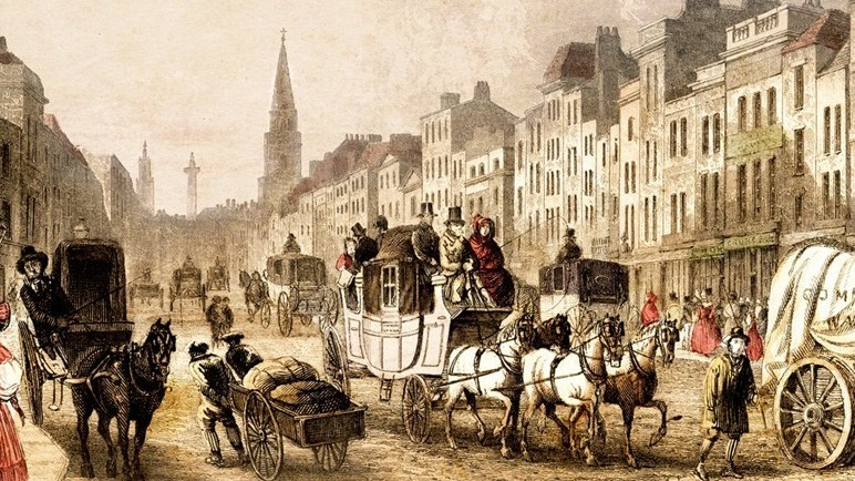 London Through The Eyes Of Dickens In The Victorian City