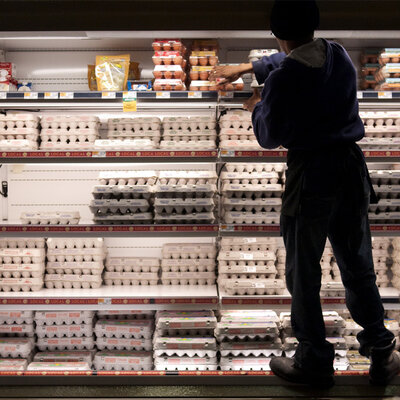 Why The U.S. Chills Its Eggs And Most Of The World Doesn't