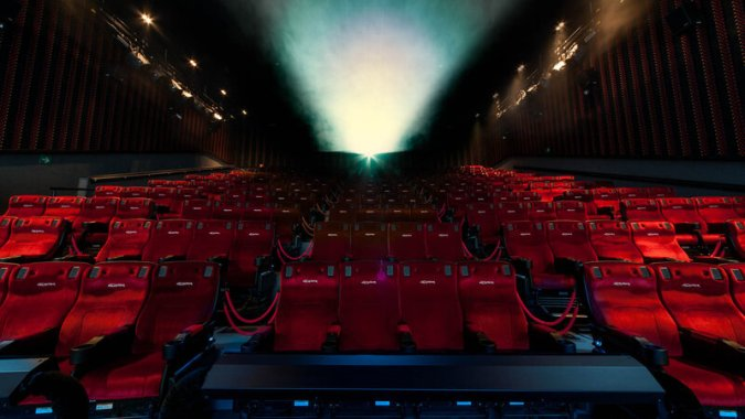Movie Theaters Hope To Add Another Dimension To Their Profits   NPR Movie Theaters Hope To Add Another Dimension To Their Profits