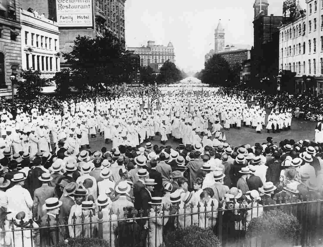 Why The Kkk Is Reaching Out Beyond White Folks Code