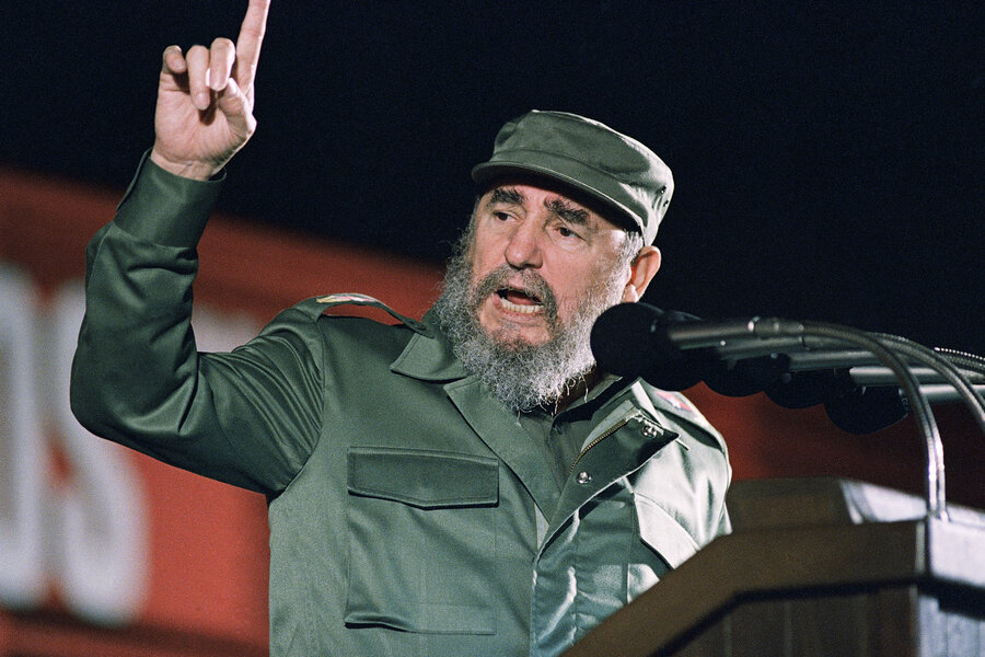 Image result for fidel castro dies
