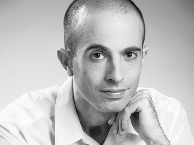 Yuval Noah Harari teaches history at the Hebrew University of Jerusalem.