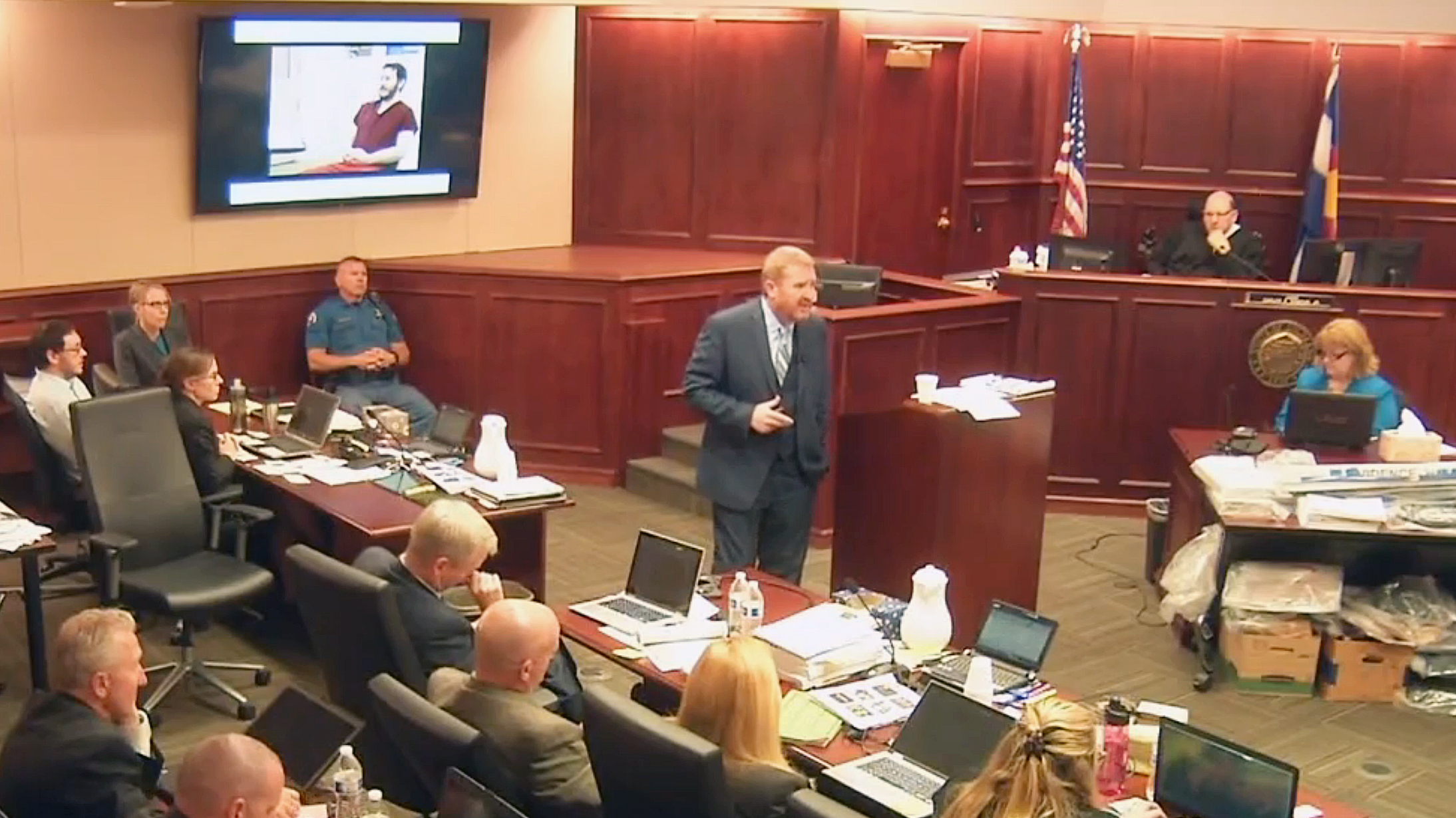 Jury Rejects Insanity Defense For Theater Shooter, Who May ...