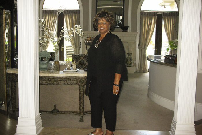 Realtor Sylvia Scineaux-Richard says residents of New Orleans East were among the first to return to repair flood-damaged homes. Scineaux-Richard doesn't expect New Orleans to fully recover from Hurricane Katrina for another five to 10 years.