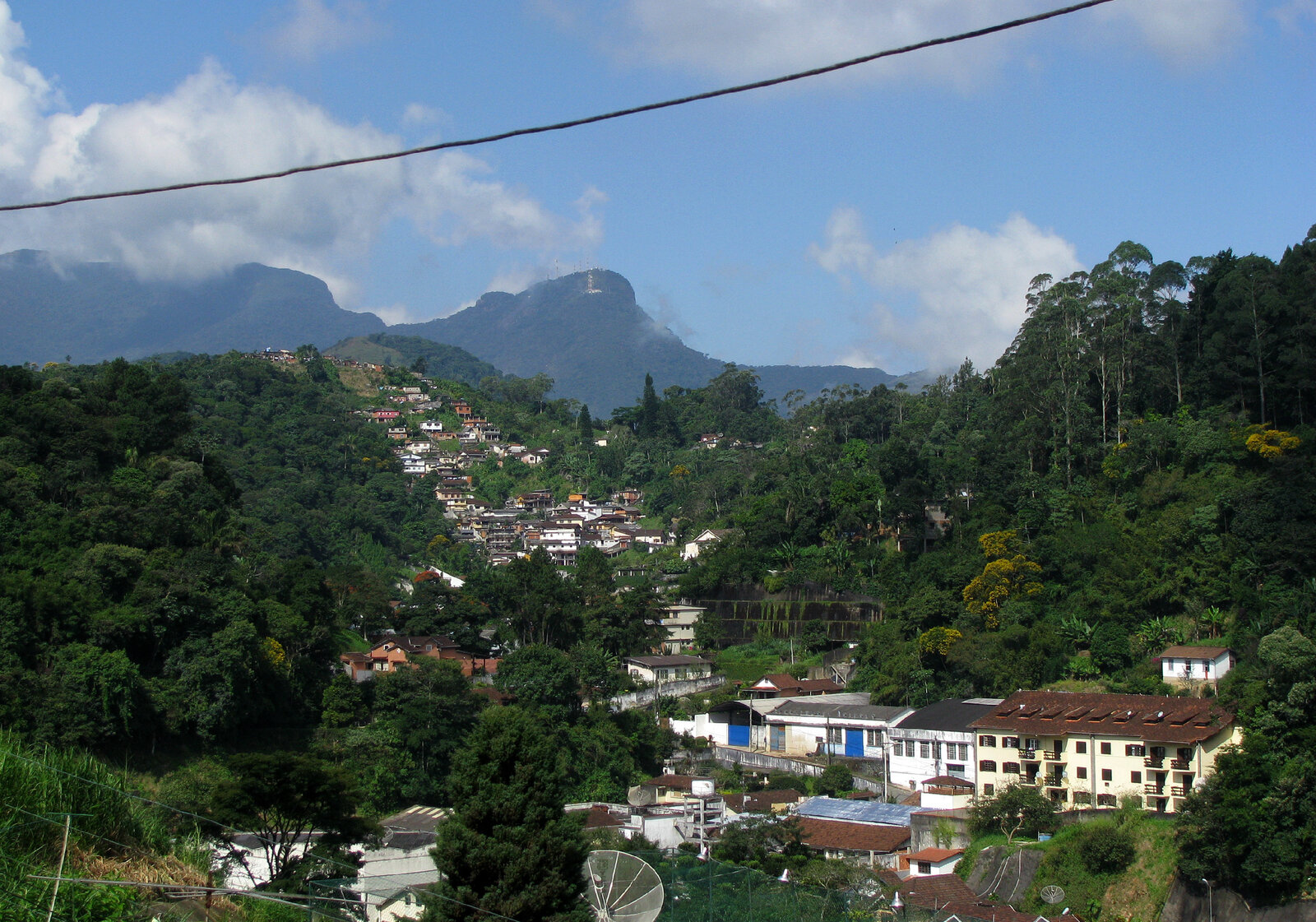 Almost everyone who owns a home in the city of Petropolis — where the Brazilian royal family once had a summer palace — still pays tax to the descendants of the former rulers.