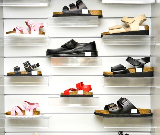 If The Shoe Fits The Rise Of The Stylish Comfort Shoe