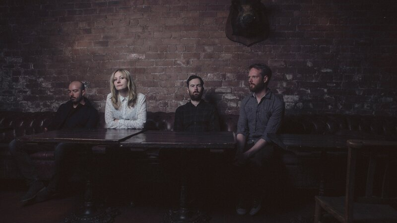 """""""Through the Cellar Door"""" is the latest single from Lanterns on the Lake."""