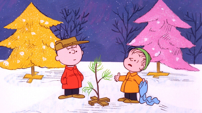 The 1965 special A Charlie Brown Christmas is celebrating 50 years of somber music and sad little trees.