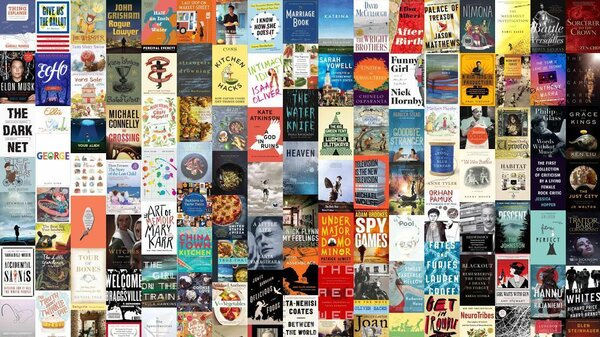 Best books 2015 book covers