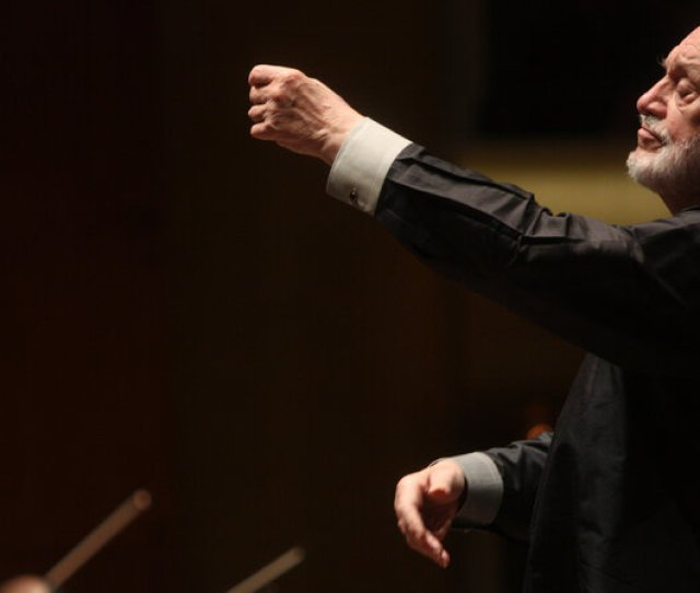 Remembering Kurt Masur The Conductor Who Rebuilt The New York Philharmonic Deceptive Cadence Npr