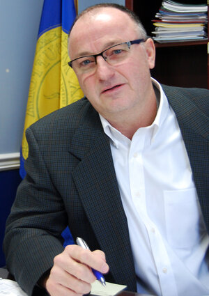 Robert Trotta, a retired Suffolk County Police detective and now a local legislator, has proposed changes meant to professionalize the department and take out some of the politics.