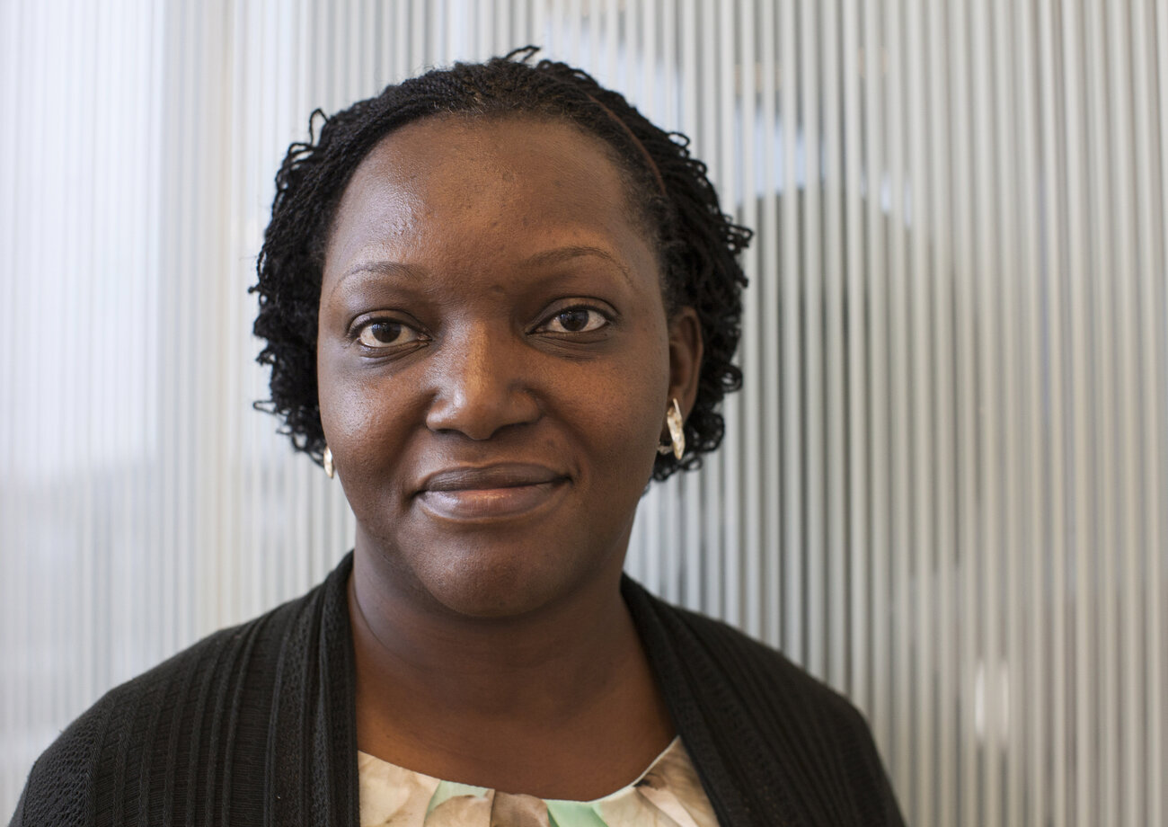 Dr. Etheldreda Nakimuli-Mpungu is one of this year's winners of the Elsevier Foundation Award for female scientists in the developing world.