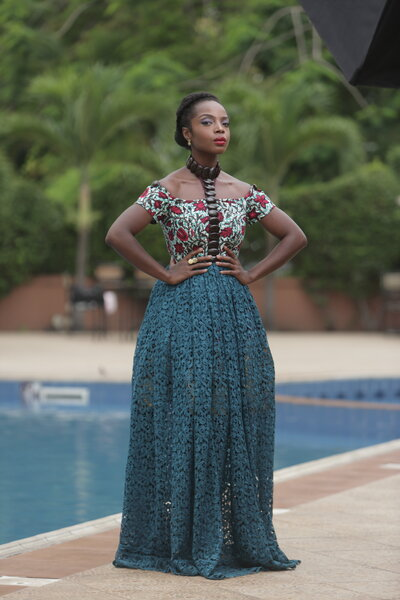 Nana Yaa, An African City's protagonist, is played by New York-based actress MaameYaa Boafo.