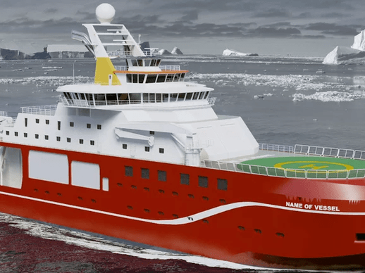 """Boaty McBoatface"" likely will not be emblazoned on the side of the U.K.'s polar research vessel."