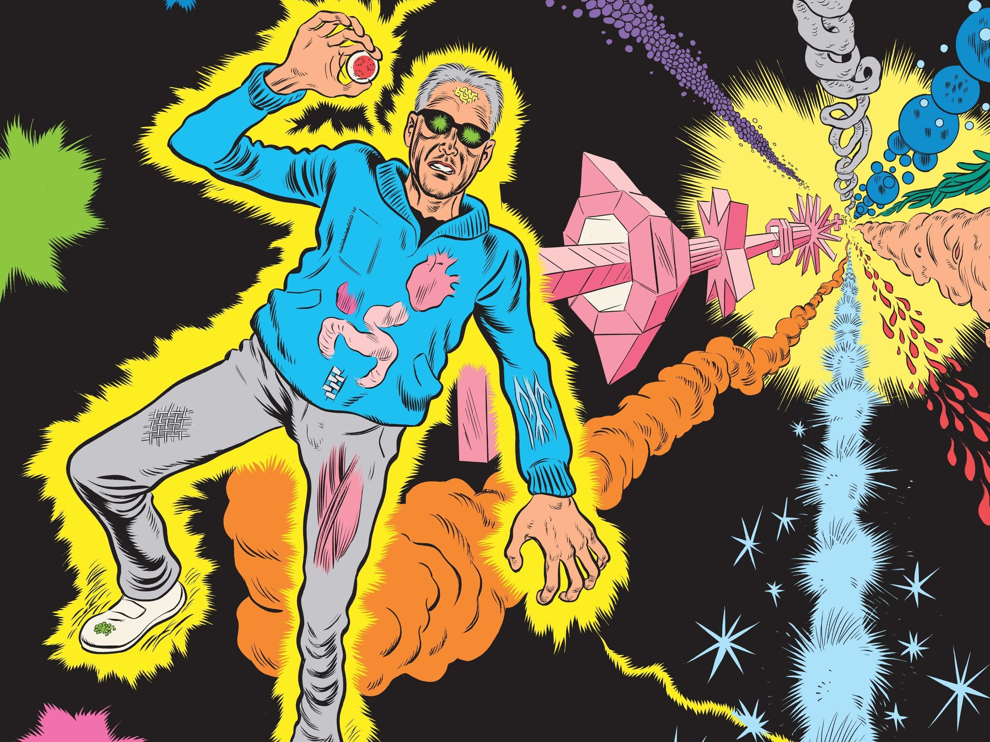 Cartoonist Daniel Clowes On Time Travel And Giving Readers ...