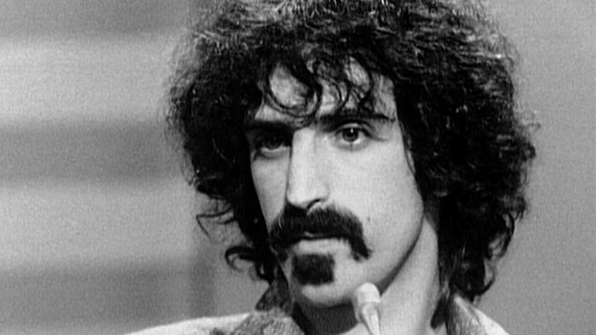 Zappa On Zappa Eat That Question Tells A Contrarians Story In His Own Words NPR