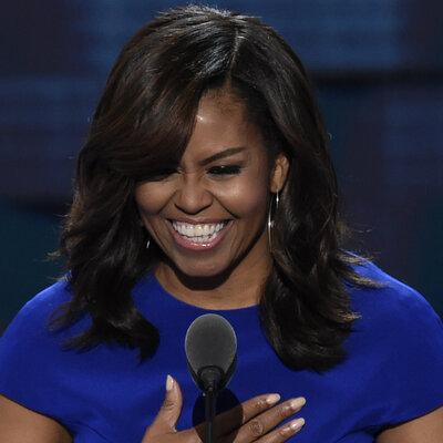 READ: Michelle Obama's Speech At 2016 Democratic National Convention