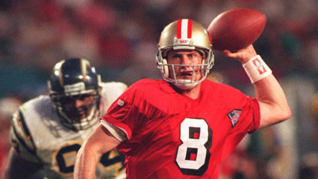 Not My Job: Quarterback Steve Young Gets Quizzed On Not So Great Grandsons  : NPR