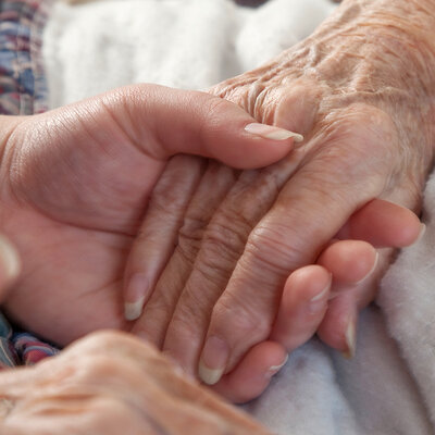 Hospice Chaplain Reflects On Life, Death And The 'Strength Of The Human Soul'
