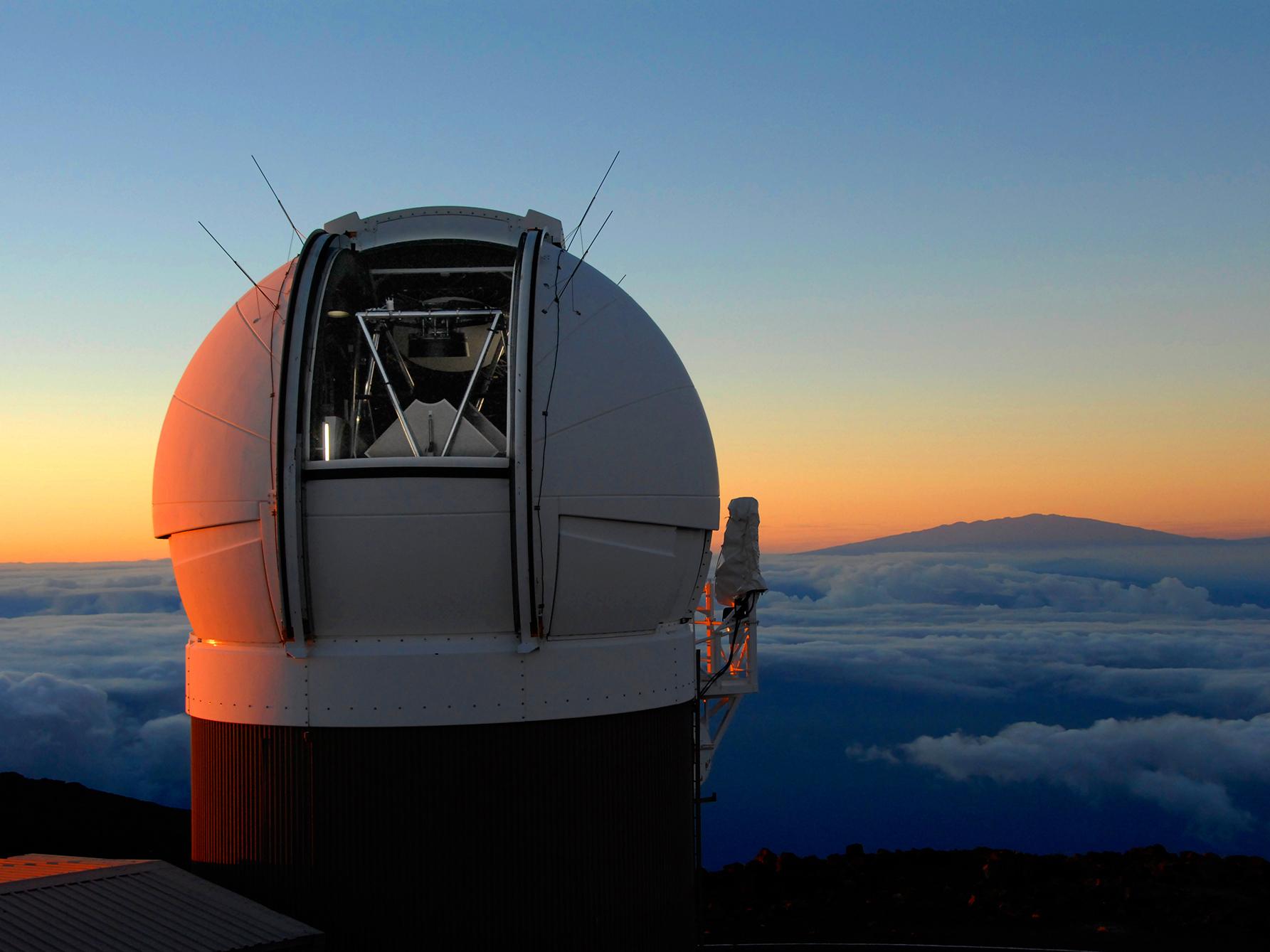 NASA's New 'Intruder Alert' System Spots An Incoming ...