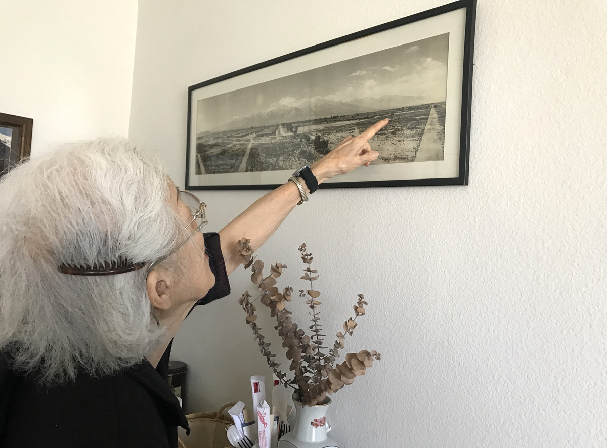 At 92 A Japanese American Reflects On The Lessons Of Internment Camps Npr