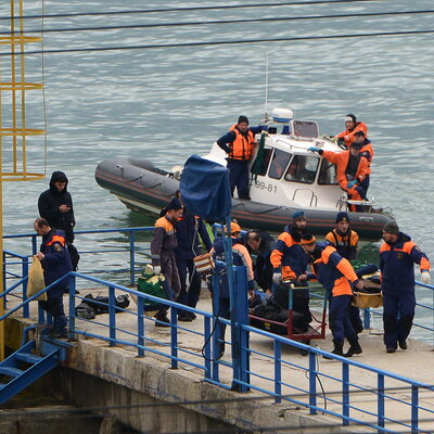 Russian Military Plane, With 92 Aboard, Crashes Into Black Sea