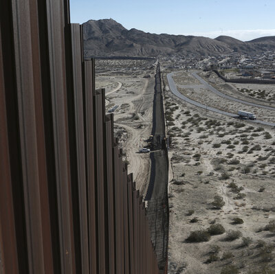 Trump's Suggested Import Tax Would Mean Americans Pay For That Wall