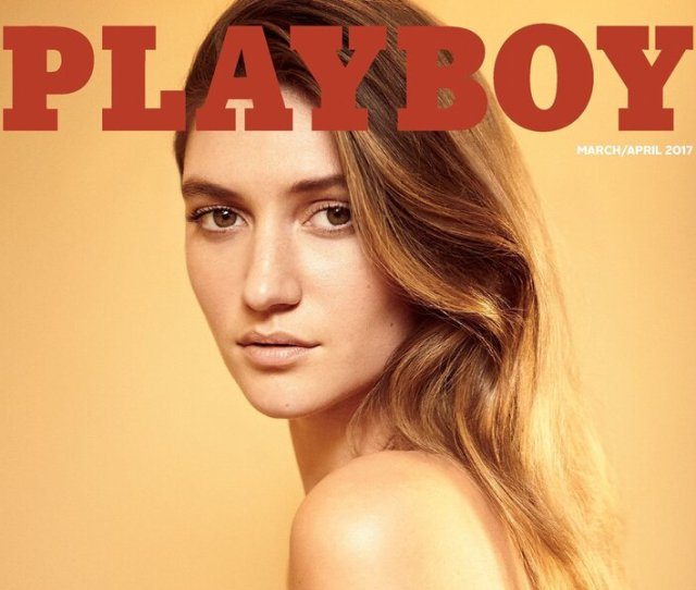 Playboy Snaps Out Of Its Never Nude Phase
