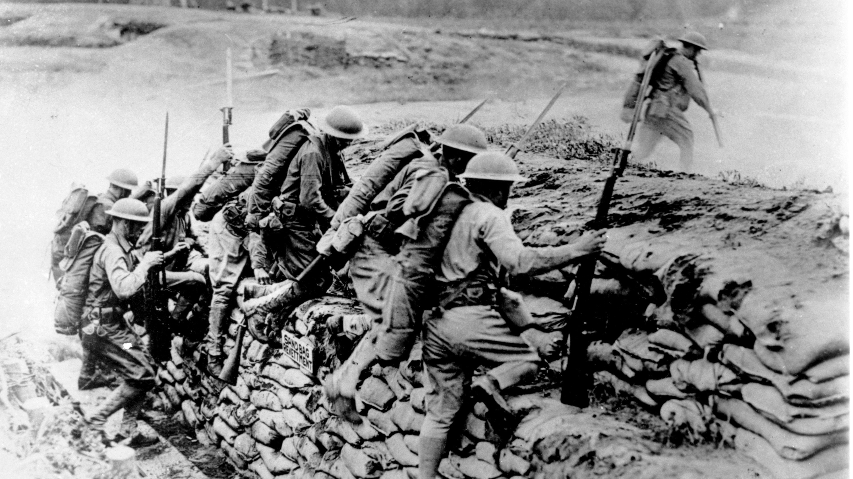 At A Hefty Cost, World War I Made The U.S. A Major ...
