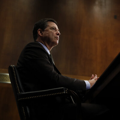 The James Comey Saga, In Timeline Form