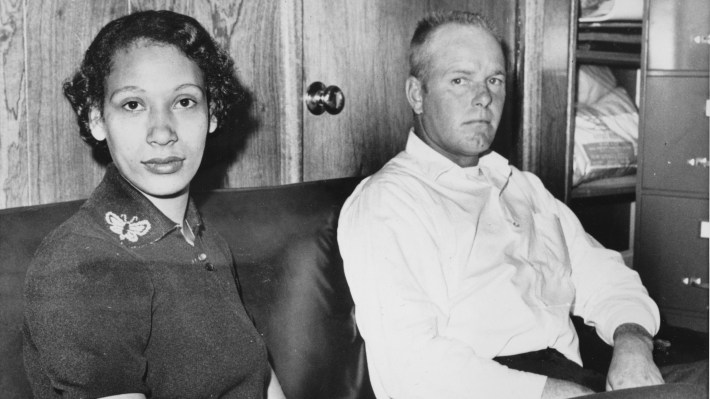 The marriage of Mildred Loving, a part-Native American, part-black woman, and her white husband, Richard Loving, led to the 1967 U.S. Supreme Court that legalized interracial marriage across the country.